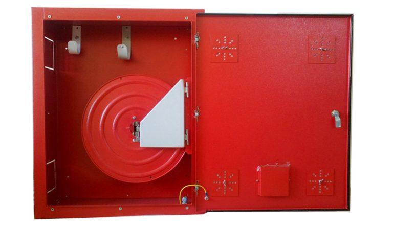 جعبه های آتش نشانی فلزی