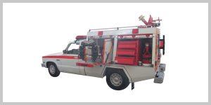 خودروی اطفاء حریق ( فوماتیک ترکیبی )