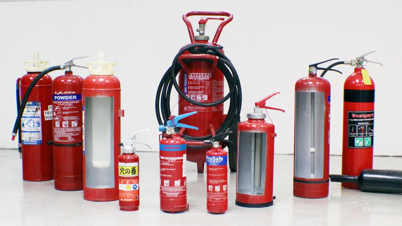 شناخت روش های بکارگیری کپسول آتش نشانی